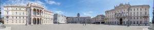 Trieste - Piazza dell'unità d'Italia