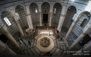 Pisa - Battistero