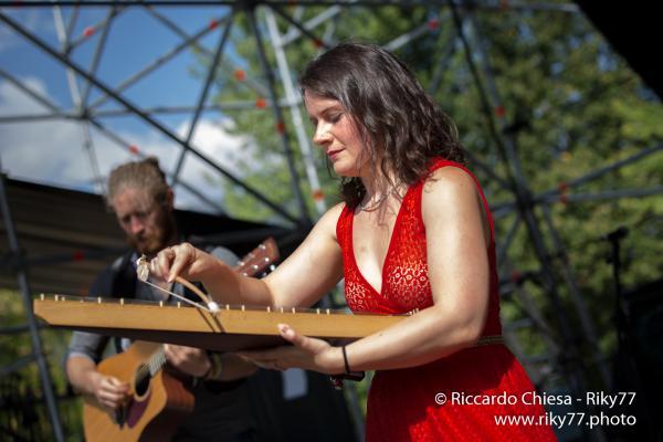 Lyradanz - Caterina Sangineto