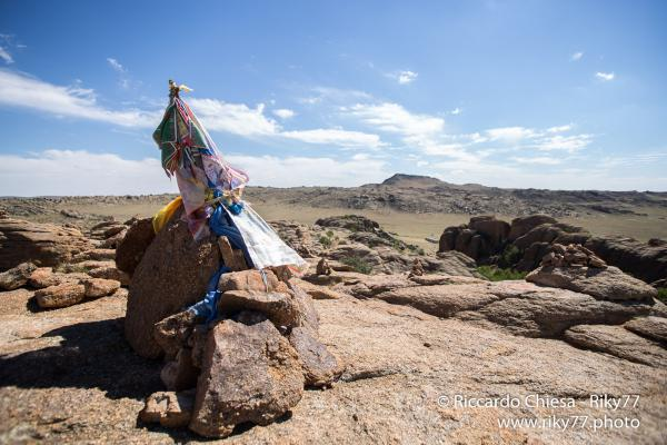 Ovo - Gobi desert