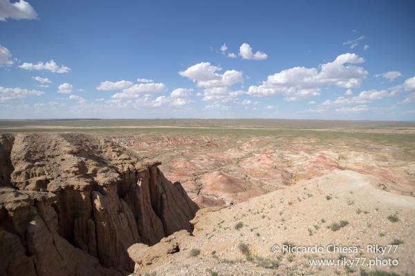 Tsagaan Suvraga - Gobi desert