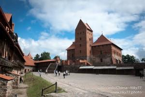Trakai - Castello