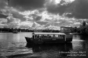 Trakai - lago