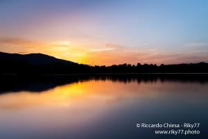 Kocevje Lake